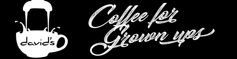 Davids of Sudbury - Best coffee in town - for grown-ups!!
